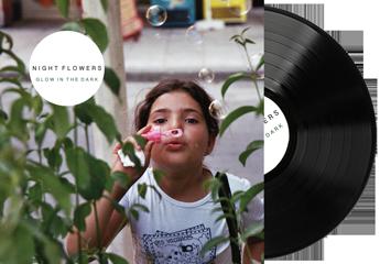 Glow In The Dark Vinyl Cover